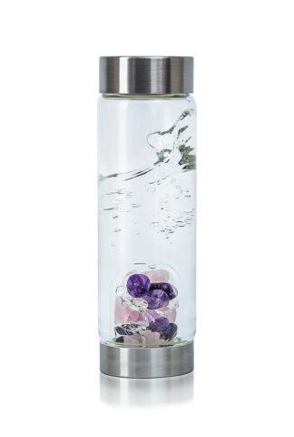 Edelsteinflaschen VIA